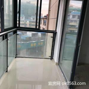 国购中央公馆6/27楼,107平米精装修,宣城租房网