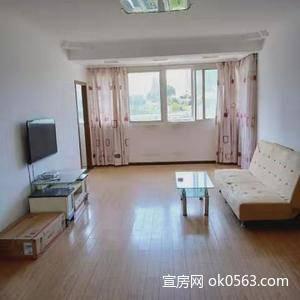 陶然新村 4楼 107平米 南北通透 无税 88.8万