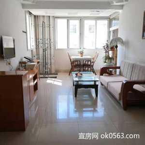 農行宿舍三室兩廳精裝贈送面積有10平米,樓下儲藏室25平米可住家,一并贈送,宣城二手房