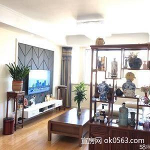 香江金郡三室兩廳豪華裝修出售,宣城二手房
