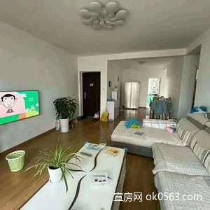 宣中学区房 江润丽景苑3楼 76.8万