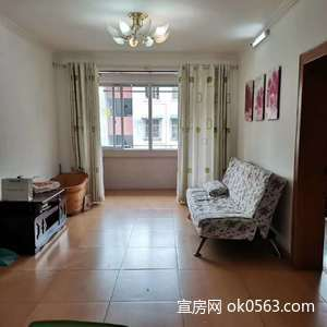 梅园新村,2室2厅1卫,4楼,面积77.59平米,宣城二手房
